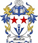 MacCall Coat of Arms, Family Crest