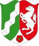 Nordrhein Westfalen Coat of Arms
