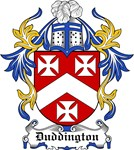 Duddington Coat of Arms, Family Crest