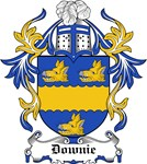 Downie Coat of Arms, Family Crest
