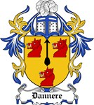 Dannere Coat of Arms, Family Crest