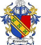 Crowther Coat of Arms, Family Crest