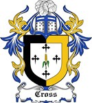Cross Coat of Arms, Family Crest