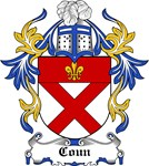 Coun Coat of Arms, Family Crest