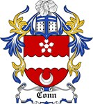 Conn Coat of Arms, Family Crest