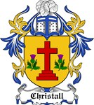 Christall Coat of Arms, Family Crest
