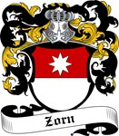 Zorn Coat of Arms, Family Crest