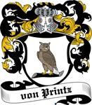 Von Printz Coat of Arms, Family Crest