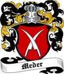 Meder Coat of Arms, Family Crest