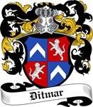Ditmar Coat of Arms, Family Crest