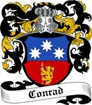 Conrad Coat of Arms, Family Crest