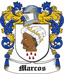Marcos Coat of Arms, Family Crest