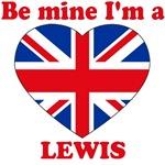 Lewis, Valentine's Day
