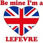 Lefevre, Valentine's Day