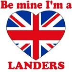 Landers, Valentine's Day