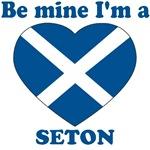 Seton, Valentine's Day