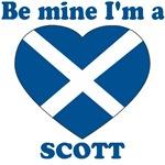 Scott, Valentine's Day