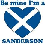 Sanderson, Valentine's Day