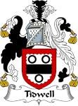 Tidwell Family Crest