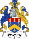 Swayne Family Crest