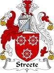Streete Family Crest