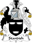 Standish Family Crest