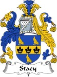 Stacy Family Crest