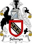 Selwyn Family Crest