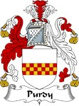 Purdy Family Crest