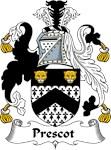 Prescot Family Crest
