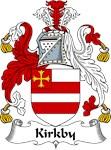 Kirkby Family Crest