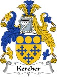 Kercher Family Crest