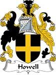 Howell Family Crest