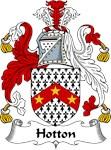 Hotton Family Crest