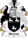 Horner Family Crest
