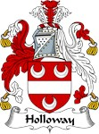 Holloway Family Crest