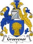 Grosvenor Family Crest