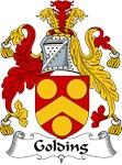 Golding Family Crest