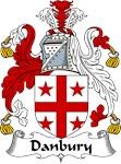 Danbury Family Crest