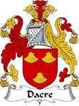 Dacre Family Crest