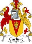Curling Family Crest