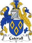 Caterall Family Crest