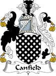Canfield Family Crest
