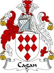 Cagan Family Crest