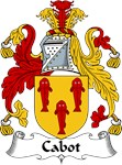 Cabot Family Crest