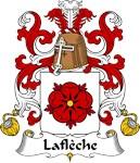 Lafleche Family Crest