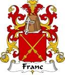 Franc Family Crest