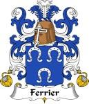 Ferrier Family Crest