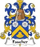 Faucher Family Crest