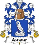Amour Family Crest